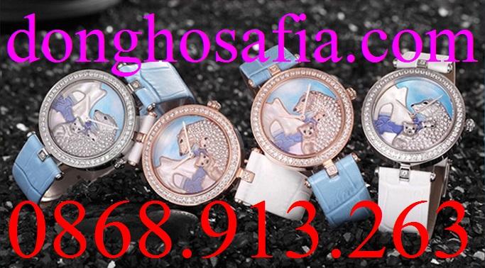 Đồng hồ nữ cơ Berliget 835