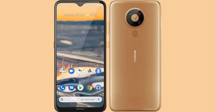 Spesifikasi Detail dan Harga Xiaomi Redmi  Nokia 5.3 : Harga Januari 2021, Spesifikasi Lengkap