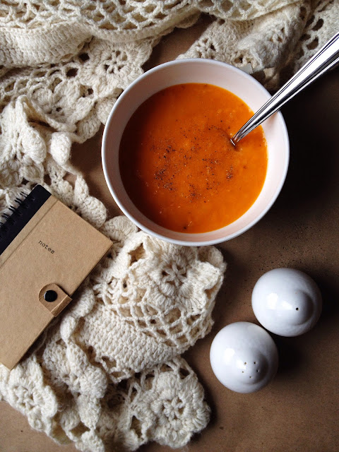 {The Best} Roasted Butternut Squash Soup