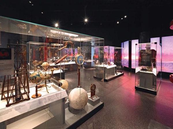 schottish royal museum beleuchtungskonzept
