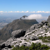 View from on top of Table Mountain
