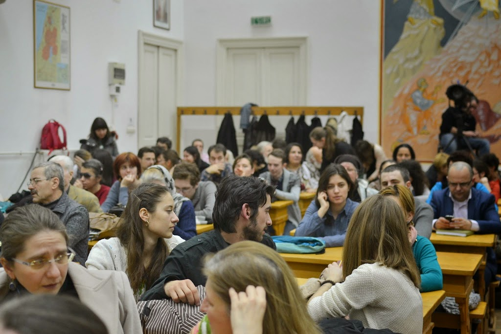 Seara cultural duhorvniceasca la FTOUB 033