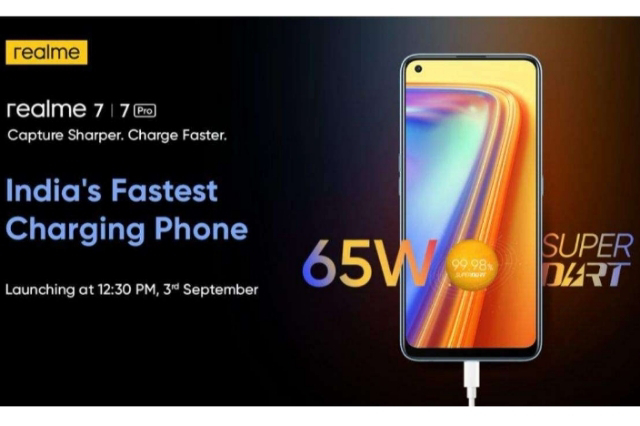 Realme 7 Pro 5G Enabled Smartphone Price in India