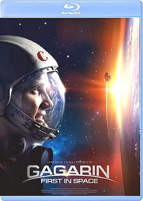 Filme Poster Gagarin: O Primeiro no Espaço BRRip XviD & RMVB Legendado