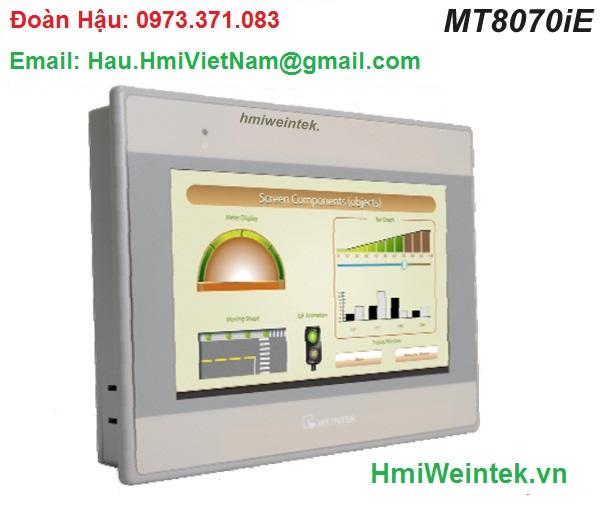 MT8070iE Weintek