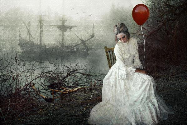 Forgotten Ghost, Ghosts