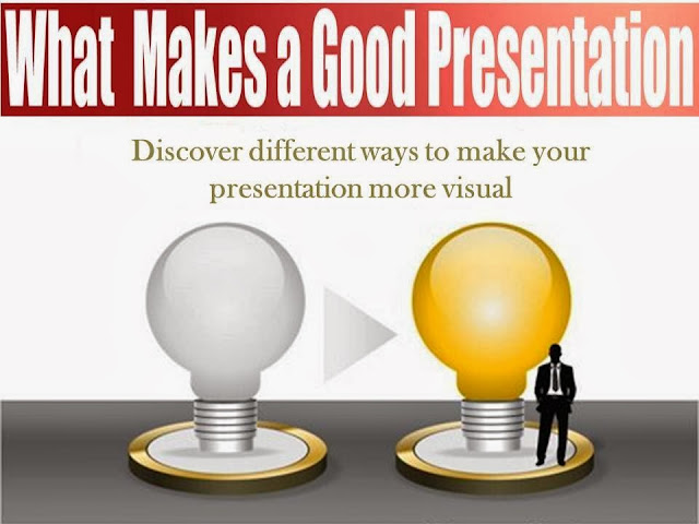 Good Presentation And Ideas