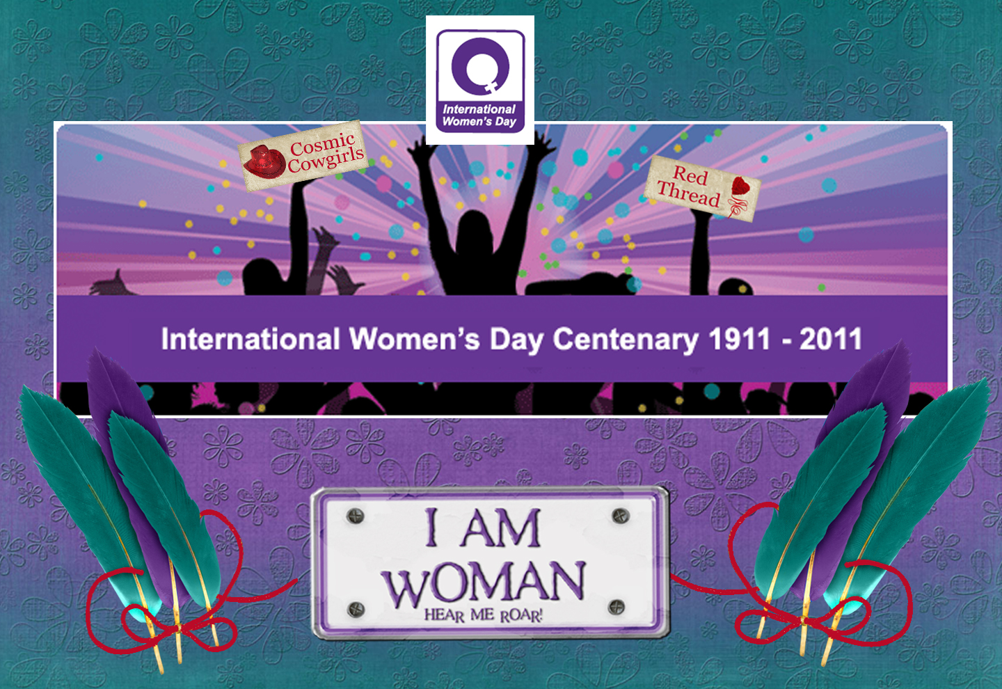 A funny scene on March 8 for adults. Scenarios for International Womens Day