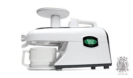 Двошнекова соковижималка Green Star Elite GSE - 5000