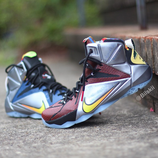 ... A Slightly Better Look at What The Nike LeBron 12 e2757364d