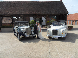 Regent and taxi at Gaynes