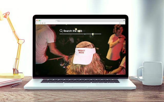 Danny Duncan New Tab YouTube Theme