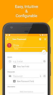 PassK - Password Manager- screenshot thumbnail