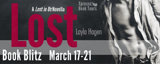 Layla Hagen's 'Lost' Book Blitz: Excerpt & 2 Giveaways