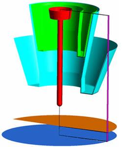Модель для расчета процессов при дуговой сварки. Эксперимент
