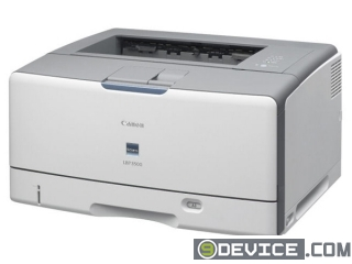 Canon LBP3500 printing device driver | Free download & set up