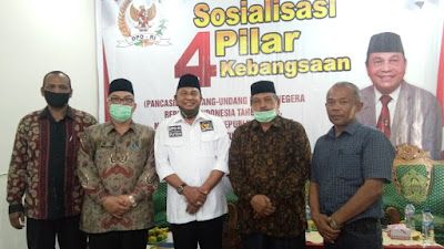 Abdullah Puteh: Aceh Bangsa Modal, Sudah Sepatutnya Menjaga NKRI