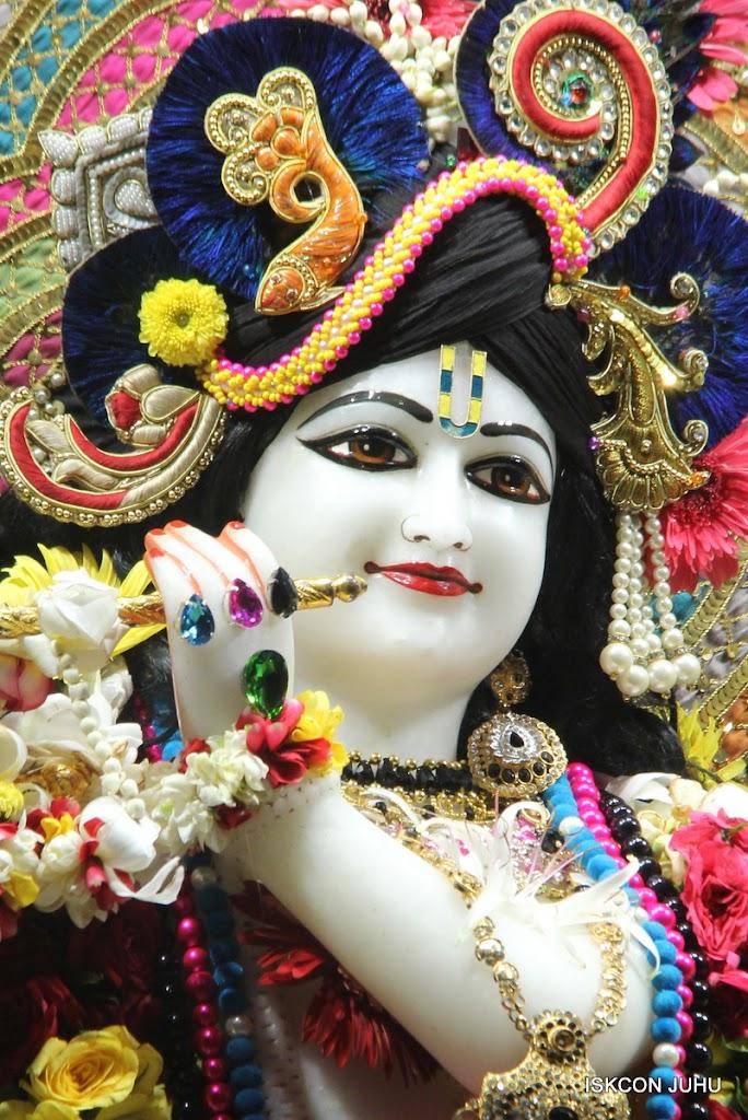 ISKCON Juhu Sringar Deity Darshan on 28th May 2016 (4)