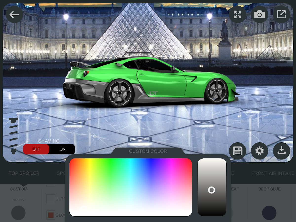 dtuning android apps on google play 3dtuning screenshot