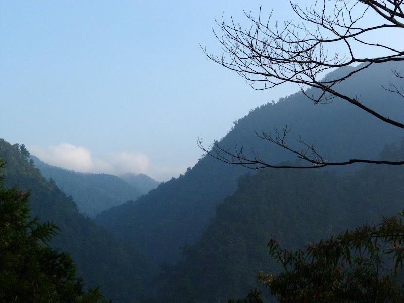 magnifique route de montagne