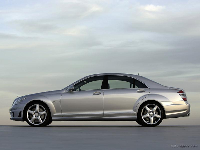 2006 MercedesBenz SClass S65 AMG Specifications Pictures Prices