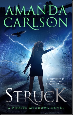 Struck  (Phoebe Meadows #1)