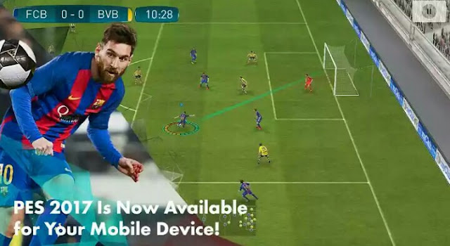 PES 2017 Is Now Available On Google Play For Android Smartphones 1
