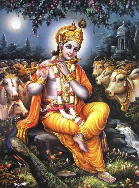 भगवान कृष्ण के 108 नाम और उनके अर्थ- 108 name of Lord Krishna