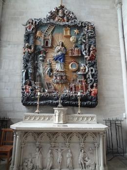 2017.06.10-069 tableau dans la cathédrale