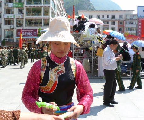 CHINE SICHUAN.KANDING , MO XI, et retour à KANDING fête du PCC - 1sichuan%2B1865.JPG