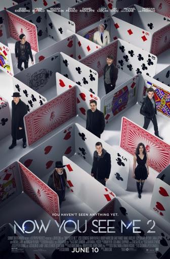 Η συμμορία των μάγων 2 (Now You See Me 2) Poster