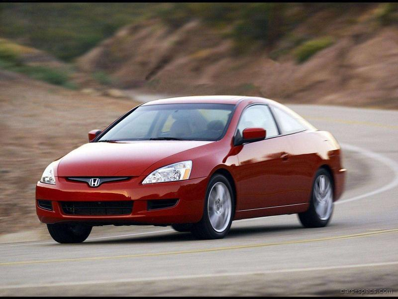 ... 2003 Honda Accord Coupe 00003 ...