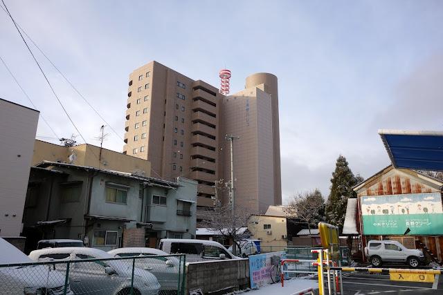 山京長野パレス