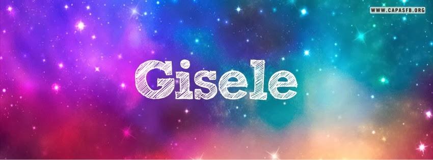 Capas para Facebook Gisele