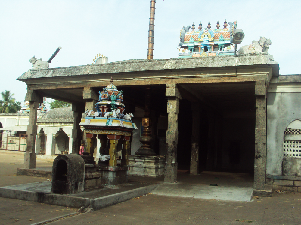 Sri Agneeswarar Temple, Kanjanur - Navagraha Temple Darshan (Lord Sukran-Venus Stalam)