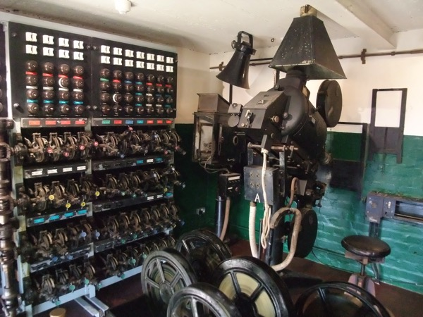 Old Cinema Equipment