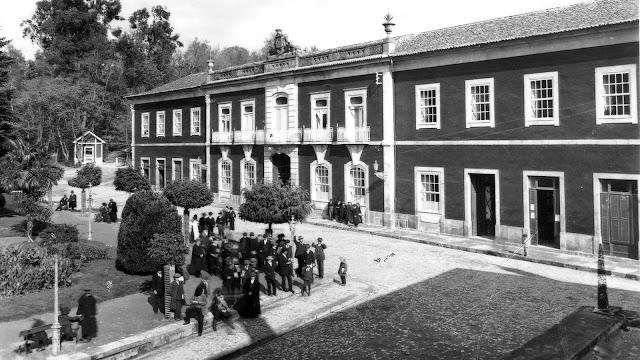 Camara de Lamego e Jardim do Campo