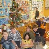 Vánoční besídka 5. D