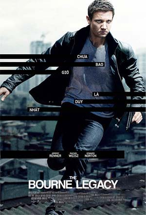 Phim Mật Mã Bourne - The Bourne Legacy