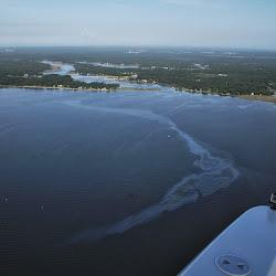 Fowl River oil slick June 27, 2013 073