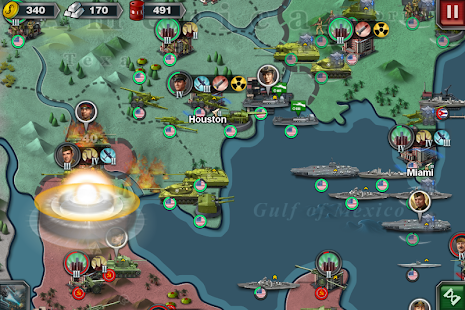 World Conqueror 3 (Resources Mod)