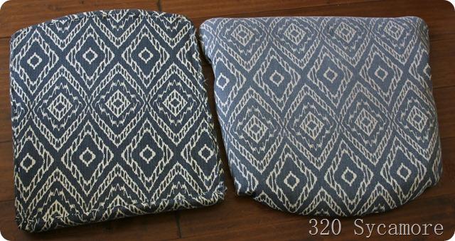 fabric fading