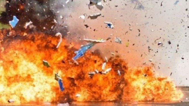 Polisi Ungkap Penyebab Ledakan yang Buat Rumah di Mojokerto Rusak