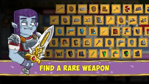Let's Journey - idle clicker RPG - offline game filehippodl screenshot 4