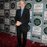WWW.ENTSIMAGES.COM -     Damon Hill arriving at    Motor Sport Hall Of Fame at Royal Opera House Covent Garden London February 25th 2013                                                    Photo Mobis Photos/OIC 0203 174 1069
