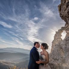 Wedding photographer Alessandro Di boscio (AlessandroDiB). Photo of 21.10.2017