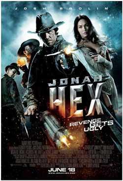 Jonah Hex - Thợ săn tiền thưởng