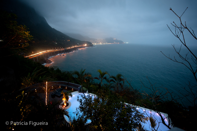 Foto de casamento 0130 de Mônica e Diogo. Marcações: 20/08/2011, Casamento Monica e Diogo, Paisagem, Rio de Janeiro.