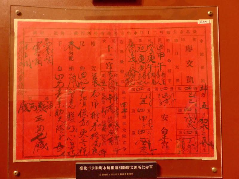 Fortune Tellers, Diseurs de bonne aventure Taïwanais - P1040251.JPG