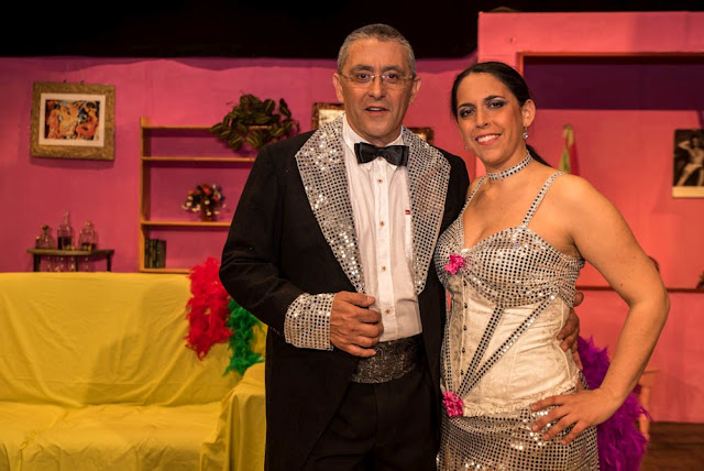 Abril 2016 - La Jaula de las Locas (16/4)
